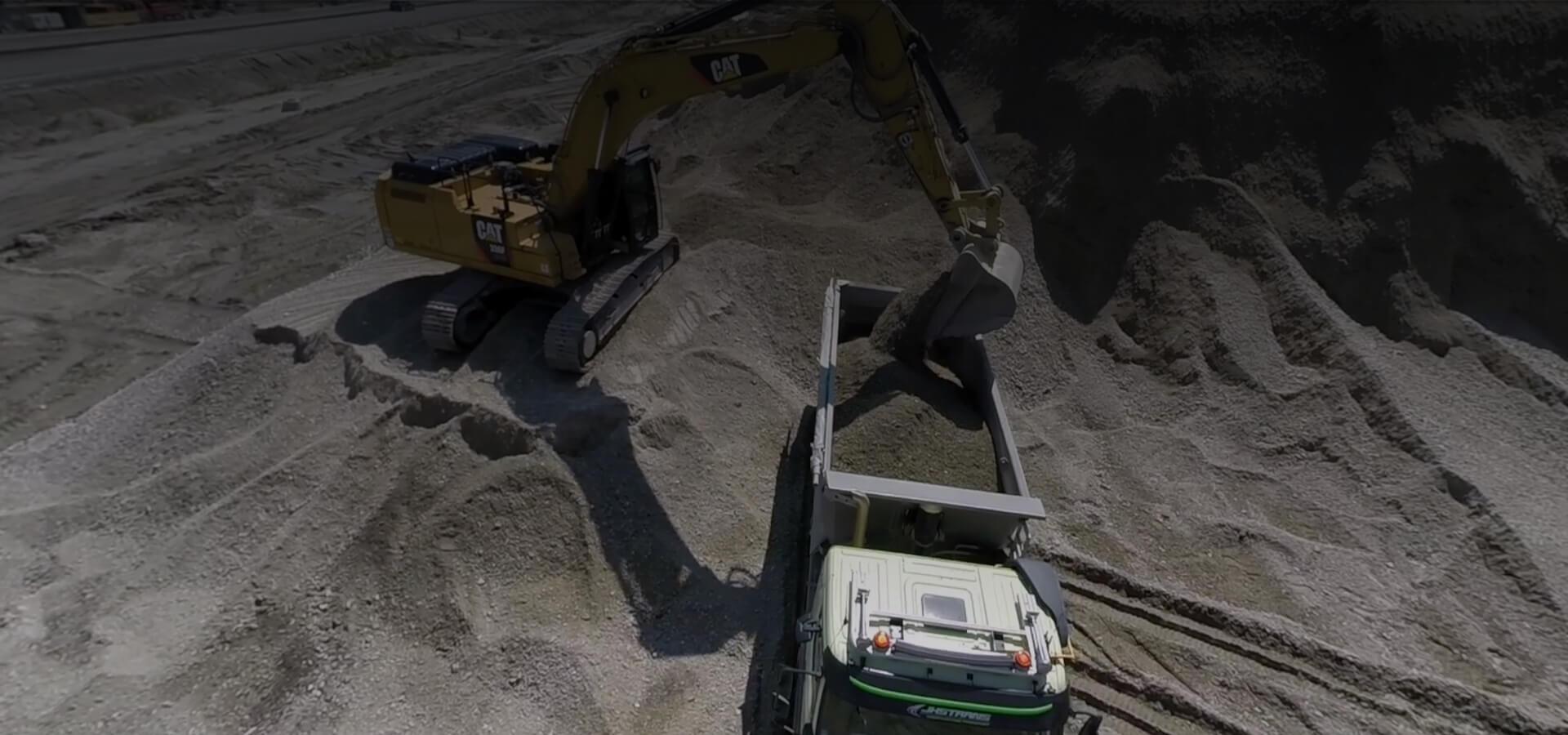 Váš špecialista v oblasti zemných prác a prípravy stavieb